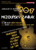 Plakát Zavírák 2017